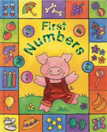 9781843228417: First Numbers (Sparkly Learning)