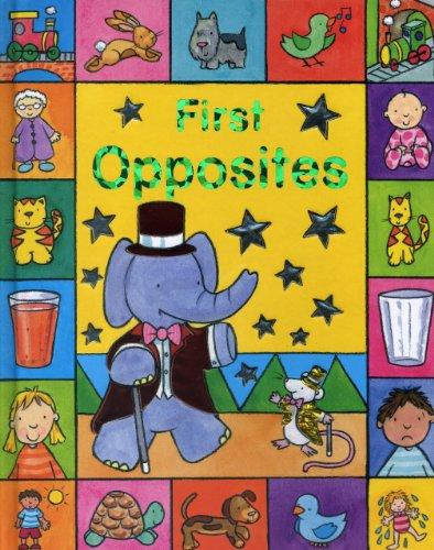 Sparkly Learning: First Opposites: Caroline Davis