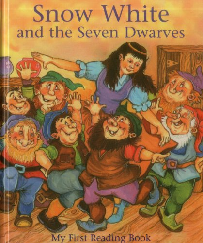 9781843228509: Snow White and the Seven Dwarves: My First Reading Book