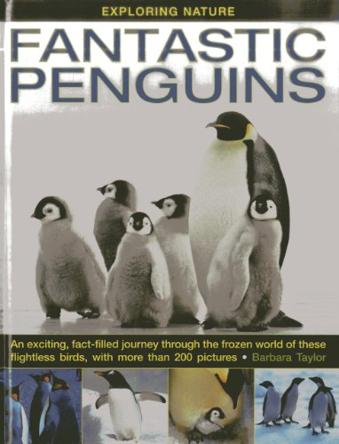 9781843228530: Exploring Nature: Fantastic Penguins: An Exciting, Fact-Filled Journey Through the Frozen World of These Flightless Birds, with More than 200 Pictures (Exploring Nature (Armadillo))