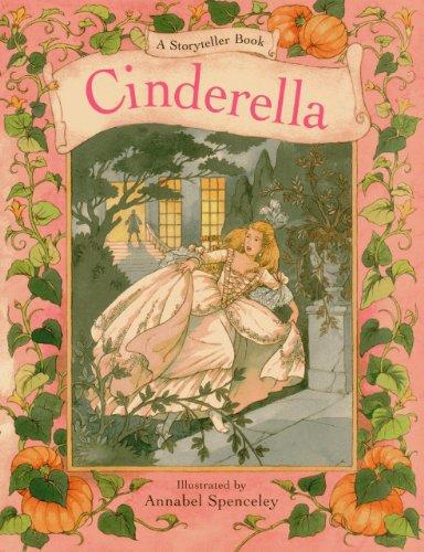A Storyteller Book: Cinderella (9781843228837) by Charles Perrault