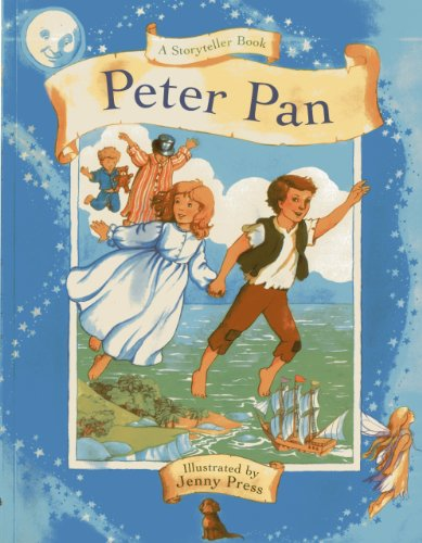 9781843228844: Peter Pan (Storyteller Book)