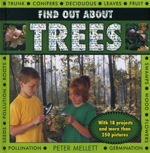 9781843228974: Find Out About Trees: With 18 projects and more than 250 pictures