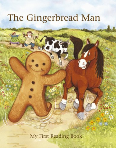 9781843229001: The Gingerbread Man (floor Book): My First Reading Book