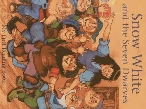 Snow White and the Seven Dwarves (Floor Book): My First Reading Book: Brown, Janet