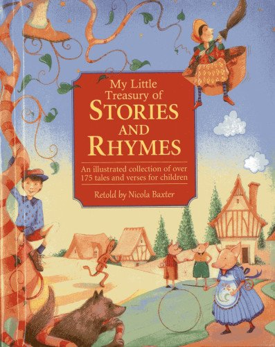 9781843229049: My Little Treasury of Stories & Rhymes