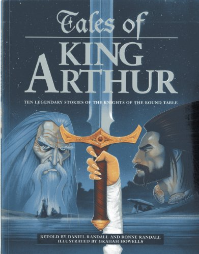 9781843229223: Tales of King Arthur: Ten Legendary Stories of the Knights of the Round Table