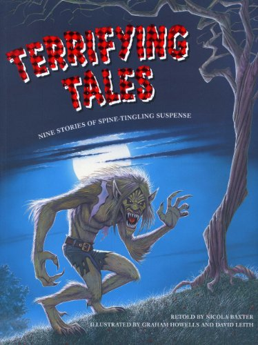 9781843229278: Terrifying Tales: Nine stories of spine-tingling suspense