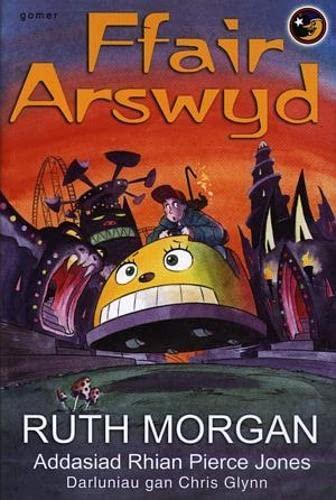 9781843231387: Llyfrau Lloerig: Ffair Arswyd (Welsh Edition)