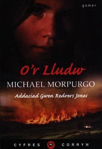 9781843231394: Cyfres Corryn: O'r Lludw (Welsh Edition)