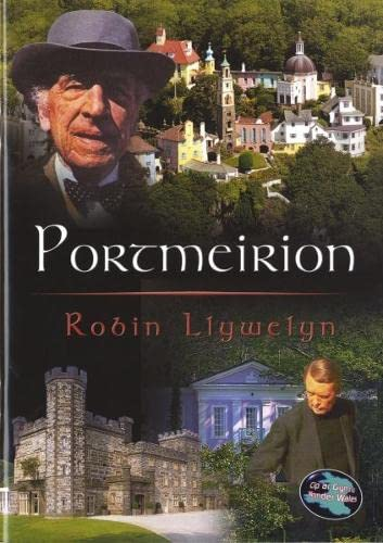 Portmeirion: Robin Llywelyn