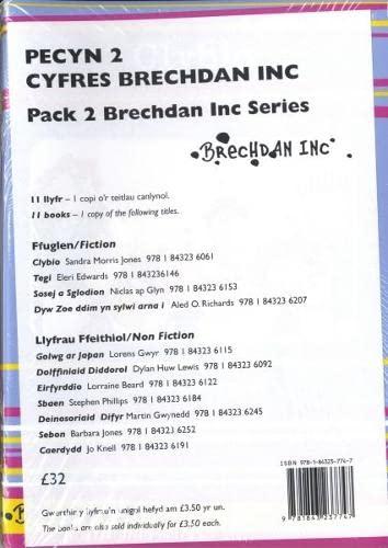 Pecyn 2 (Paperback)