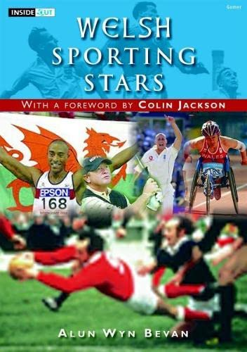 9781843237860: Welsh Sporting Stars (Inside Out)