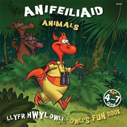 9781843237976: Anifeiliaid/ Animals (Llyfr Hwyl Dwli/ Dwli's Fun Book) (Llyfr Hwyl Dwli/Dwli's Fun Book)