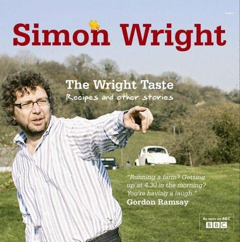 9781843239178: The Wright Taste: Recipes and Other Stories