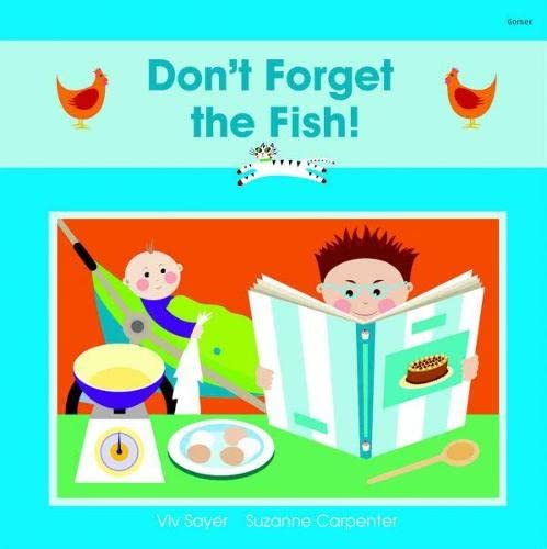 9781843239505: Don't Forget the Fish (Cadi)