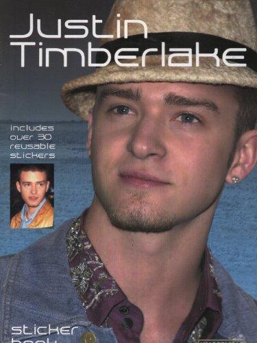 9781843240792: JUSTIN TIMBERLAKE STICKER BOOK