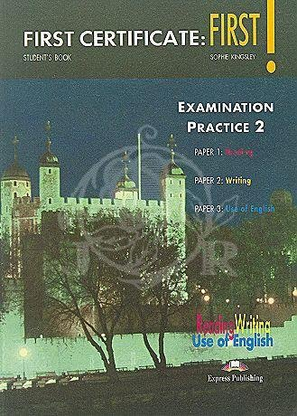 9781843250005: First Certificate: Student's Book Level 2: First Examination Practice