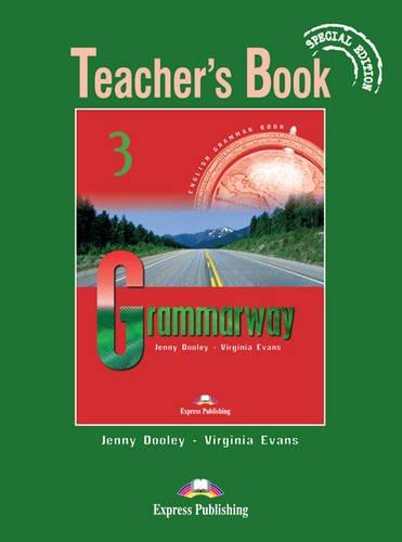 9781843252085: Grammarway: Teacher's Book Level 3
