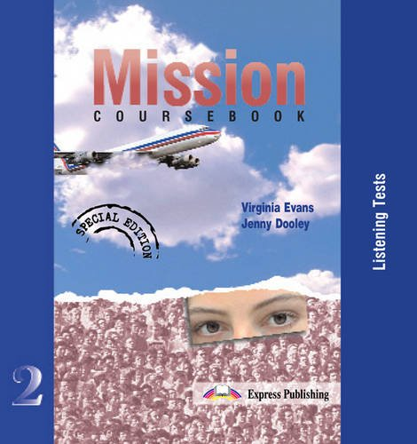 9781843252528: Mission 2: Listening Tests CDs - Special Edition