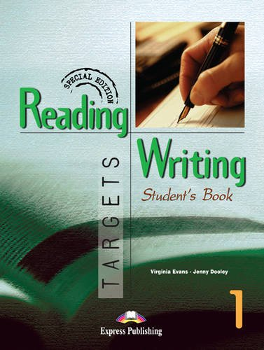 9781843252634: Reading and Writing Targets: Level 1: Student's Book: Special Edition