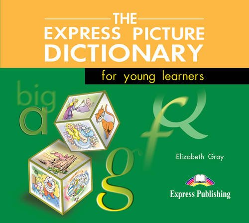 9781843252764: The Express Picture Dictionary for Young Learners