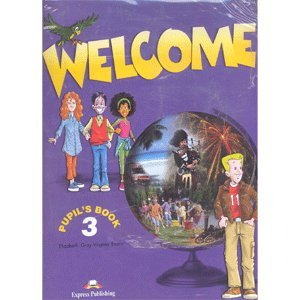 9781843253013: Welcome 3: Pupil's Book