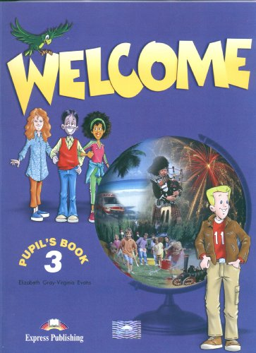 9781843253020: Welcome 3: Pupil's Book
