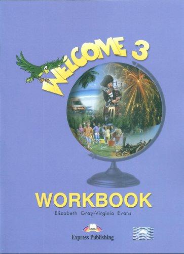 9781843253068: Welcome 3: Workbook