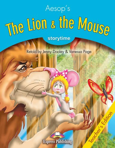 9781843253822: The Lion and the Mouse: Teacher's Book (overprinted)