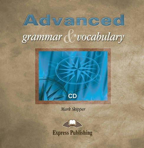 9781843255123: Advanced Grammar & Vocabulary - Class CD