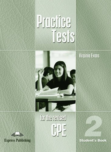 9781843255130: Practice Tests for the Revised Cpe 2