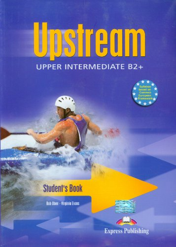 Upstream Upper-intermediate B2+ Student's Book ( Old ) (9781843255307) by Unknown Author