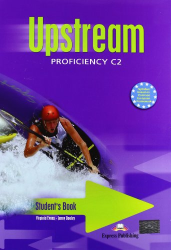 9781843255345: Upstream Proficiency C2 Student's Book