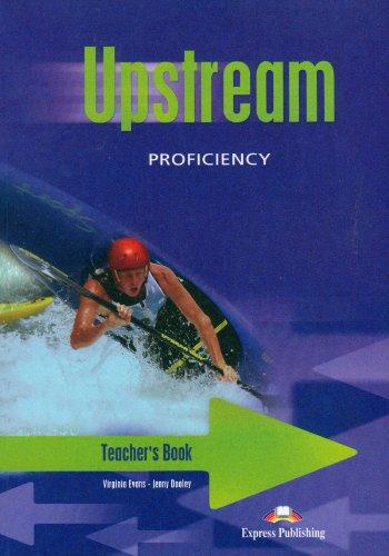 9781843255352: Upstream Proficiency C2 Teacher's Book