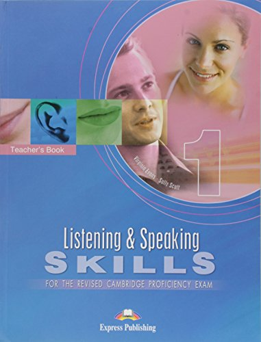 9781843255413: Listening and Speaking Skills for Revised Cpe: 1
