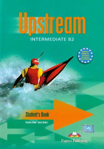 9781843255673: Upstream Intermediate Student's Book with CD (Old)