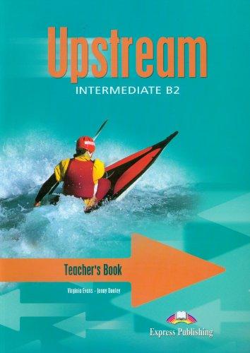 9781843255697: Upstream Intermediate B2 Teacher's Book (Old)