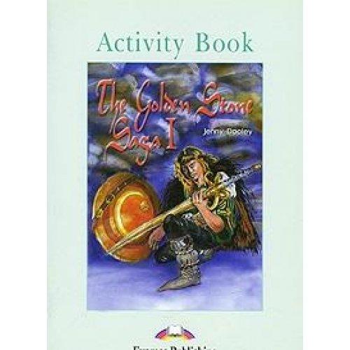 9781843256809: The Golden Stone Saga I Activity Book