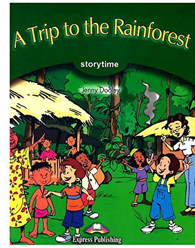 9781843257189: A TRIP TO THE RAINFOREST +CD