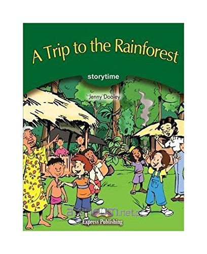 9781843257202: A Trip to the Rainforest Pupil's Book