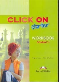 9781843257530: Click on Starter Workbook Student's