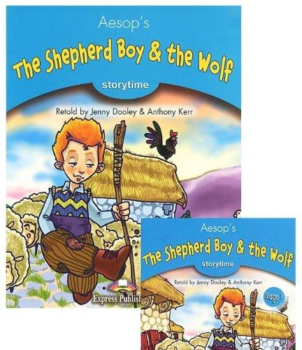 9781843257592: SHEPHERD BOY WOLF+CD ESTO