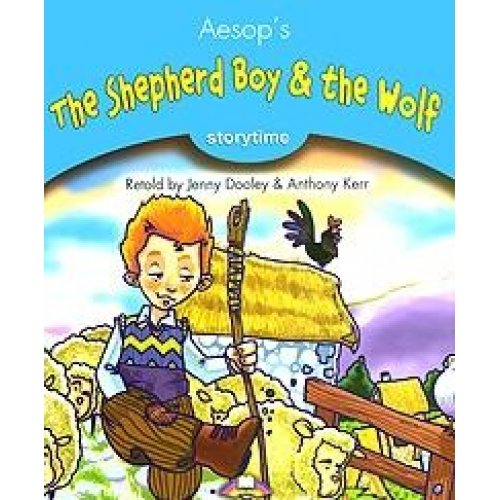 9781843257615: The Shepherd Boy & the Wolf Pupil's Book