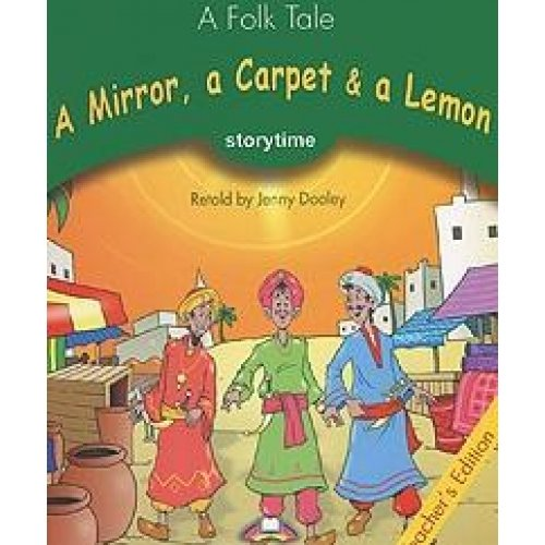 9781843257769: A Mirror,a Carpet & a Lemon Teacher's Book