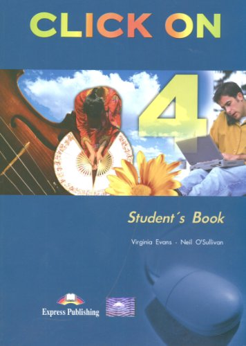 9781843257813: Click on 4 Student's Book