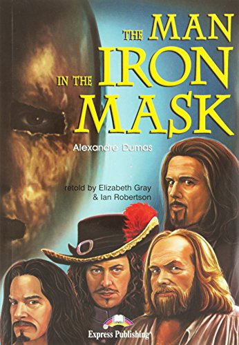 9781843259244: The Man in the Iron Mask Set (with Activity & CD's)