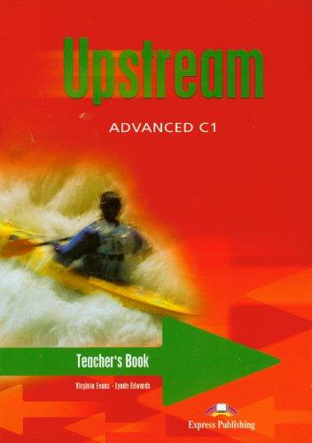9781843259572: Upstream Advanced C1 Teacher's Book