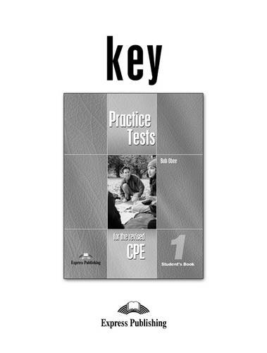 9781843259589: Practice Tests for the Revised Cpe