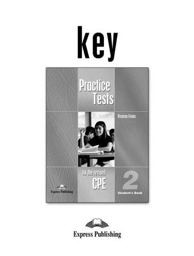 9781843259602: Practice Tests for the Revised Cpe-2